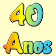 40 Anos Mensagens e Frases
