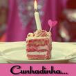 Aniversário de Cunhada