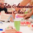 Aniversário de Neto Mensagens e Frases