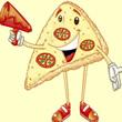 Convites para Pizza