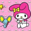 My Melody Mensagens e Frases