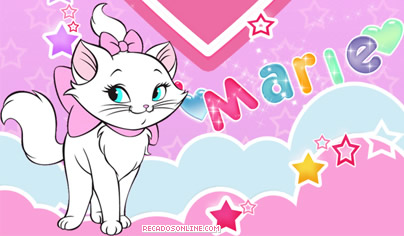 Gatinha Marie