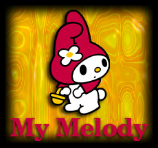 Recado Para Orkut - My Melody: 7