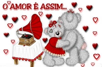 Recado Para Orkut - Amor: 4