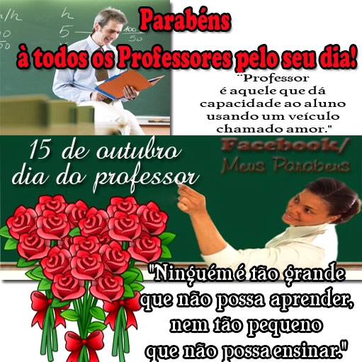 Dia do Professor