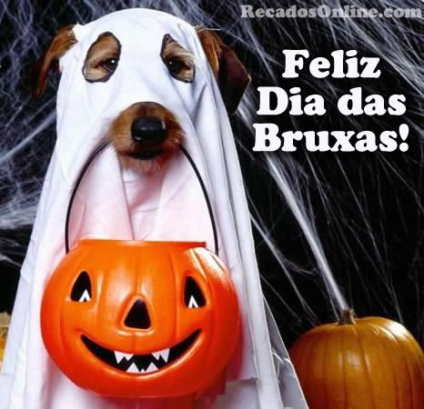 Feliz Dia das Bruxas!