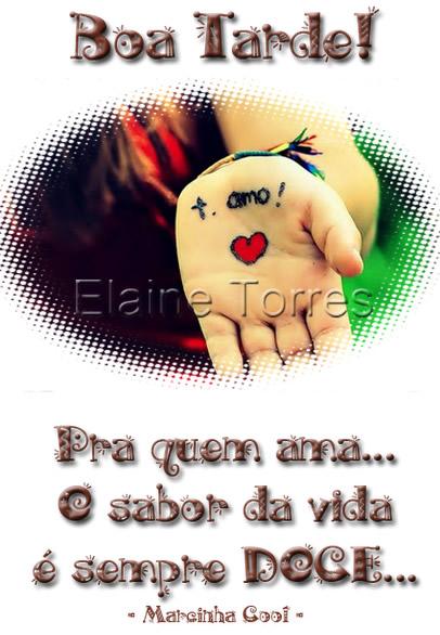 Boa Tarde Amor Imagem 3