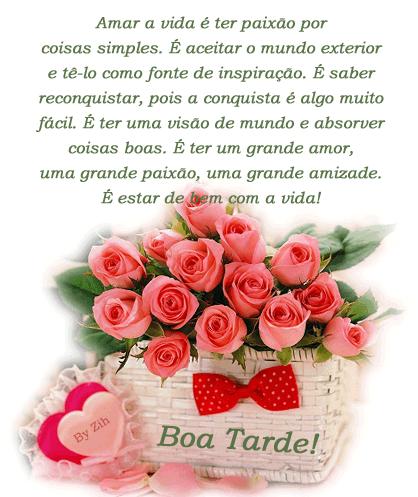 Boa Tarde Amor Imagem 5