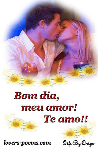 Bom Dia Amor Imagem 1