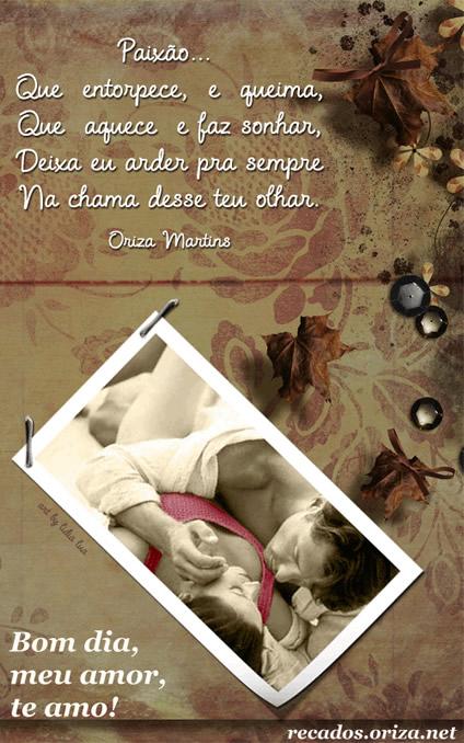 Bom Dia Amor Imagem 2