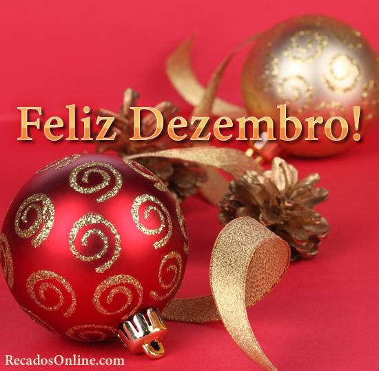 Feliz Dezembro!