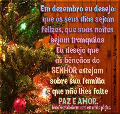Imagens e Frases de Dezembro
