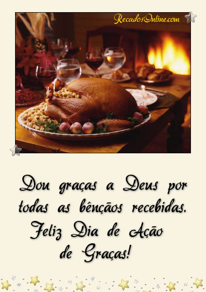 Dia de Ação de Graças Imagem 3