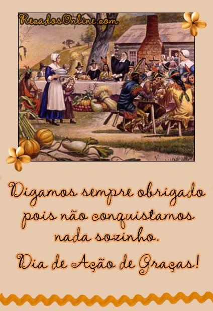 Dia de Ação de Graças Imagem 6