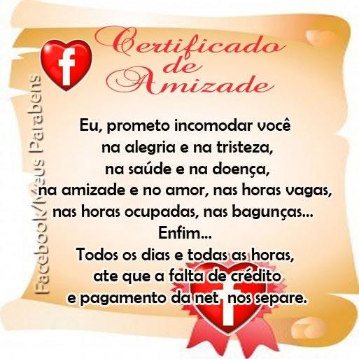Amizade Virtual Imagem 6