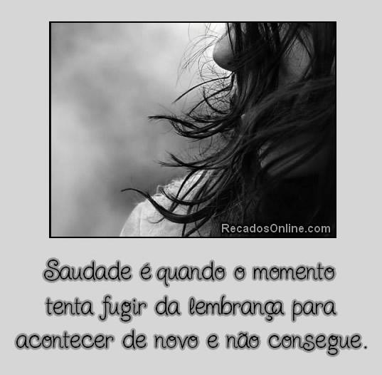 Saudade Imagem 6