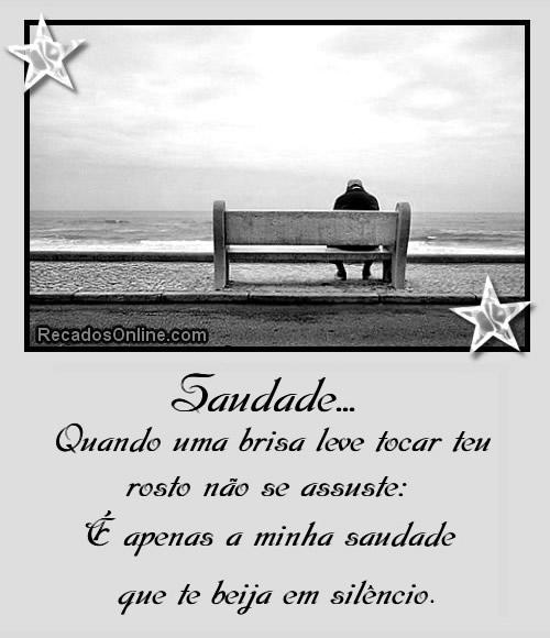 Saudade Imagem 9