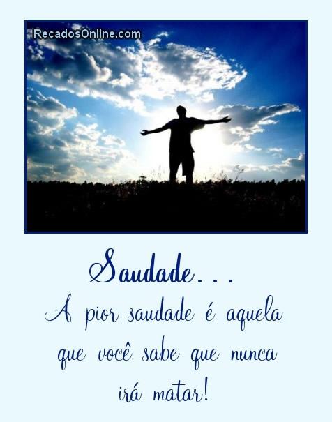 Saudade Imagem 10