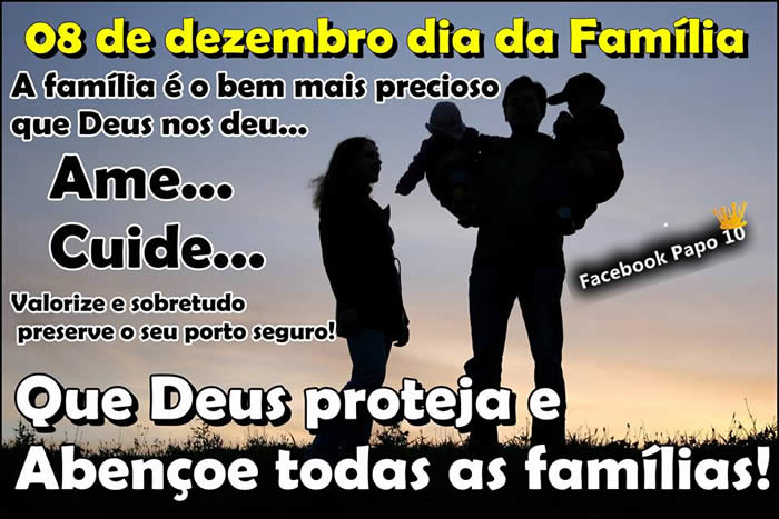 Dia da Família Imagem 10