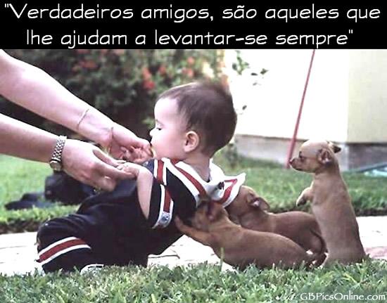 Amizade Verdadeira Imagem 5