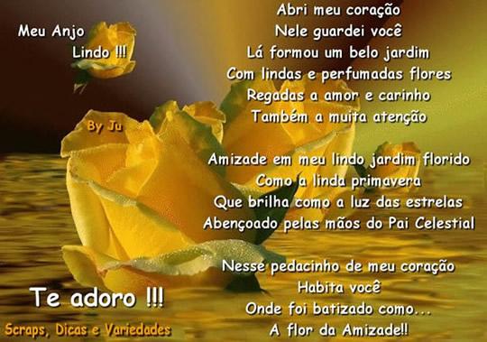 Mensagens Deboa Noite E Brilha E Semexem: Meu Anjo Lindo! Te Adoro! Abri Meu Coração Nele Guardei