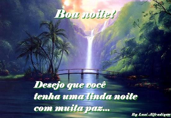 Boa Noite Muita Paz Meu Deus: Imagens E Mensagens (Página 9)