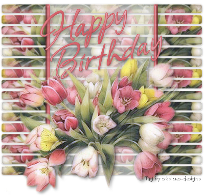 Feliz Aniversário em Inglês Imagem 3