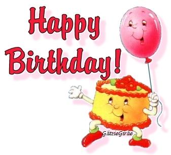 Happy Birthday Ivette Cake