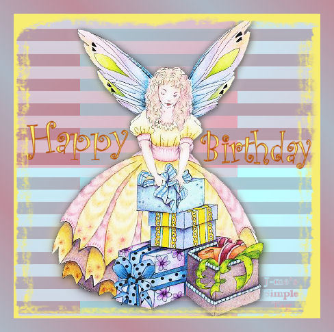 Feliz Aniversário em Inglês imagem 9
