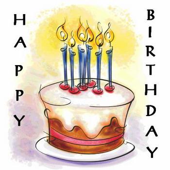 Feliz Aniversário em Inglês Imagem 5
