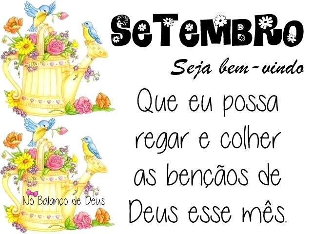 Setembro Imagem