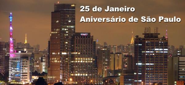 Aniversário de São Paulo Imagem 7
