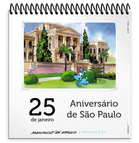Aniversário de São Paulo Imagem 10