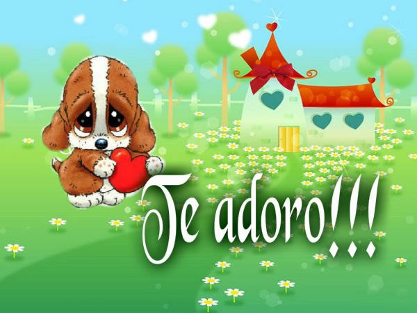Te Adoro Imagem 1