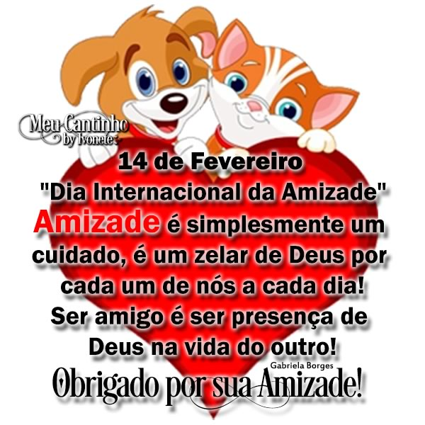 Dia da Amizade imagem 7