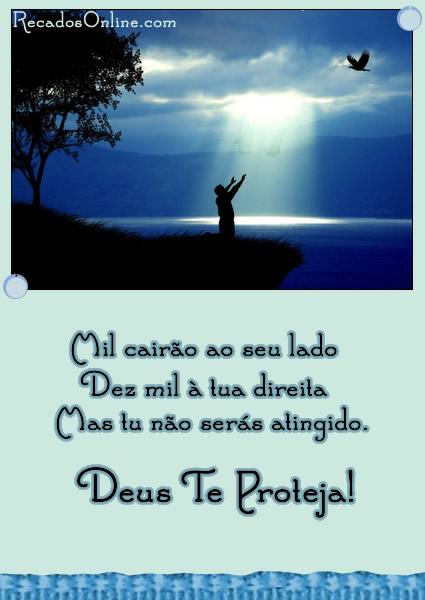 Deus Te Proteja!