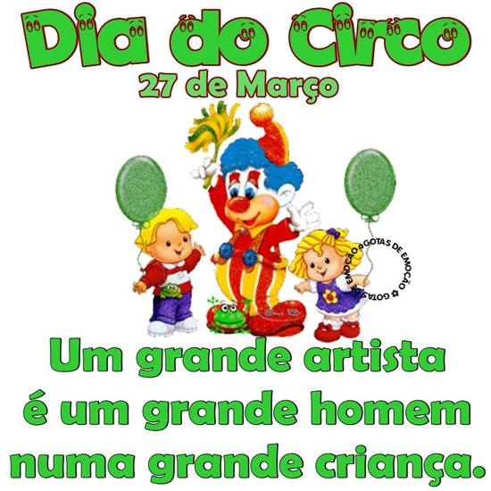 Dia do Circo Imagem 3