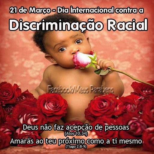 Dia Contra a Discriminação Racial Imagem 7