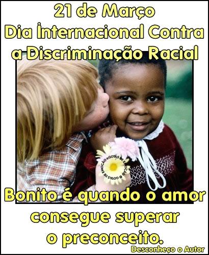 Dia Contra a Discriminação Racial Imagem 5