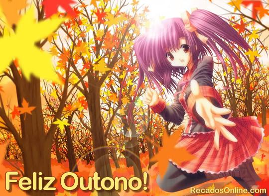 Feliz outono!