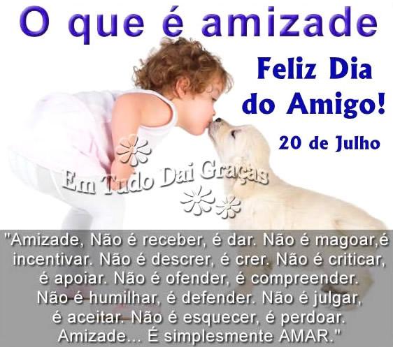 Dia do Amigo Imagem 3
