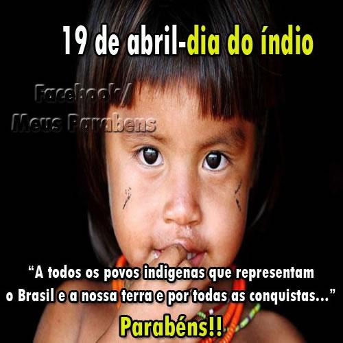 Dia do Índio imagem 2