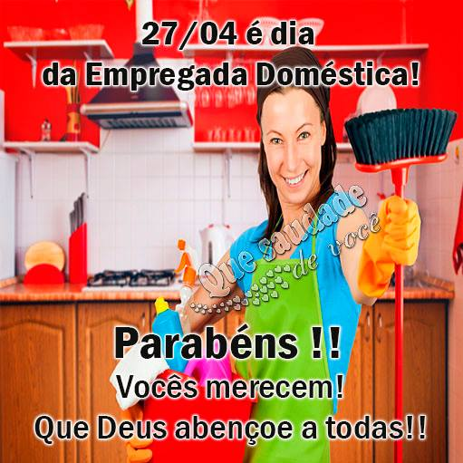 Dia da Empregada Doméstica imagem 2