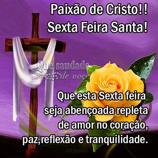Paixão de Cristo Imagem 1