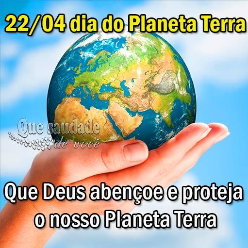 Dia do Planeta Terra Imagem