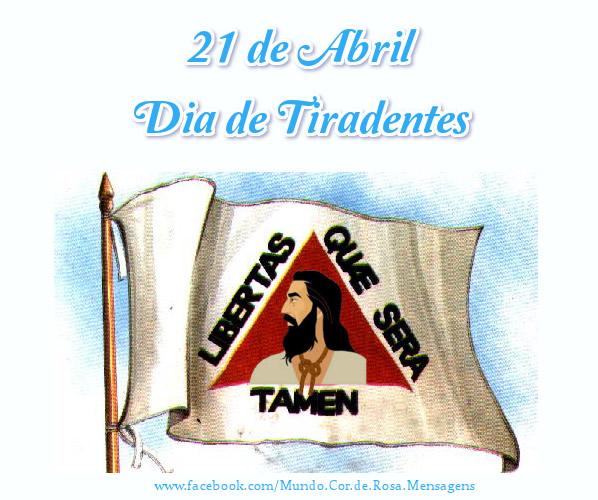 Dia de Tiradentes Imagem 1
