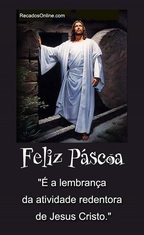 Feliz Páscoa