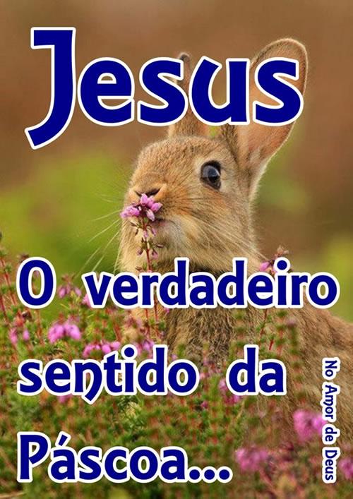 Páscoa Religiosa Imagem 3