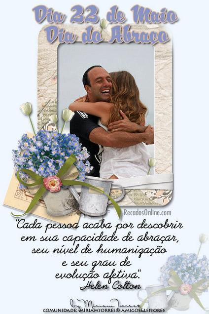 Dia do Abraço Imagem 1