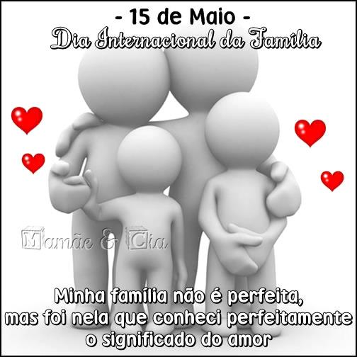 Dia Internacional da Família Imagem 10